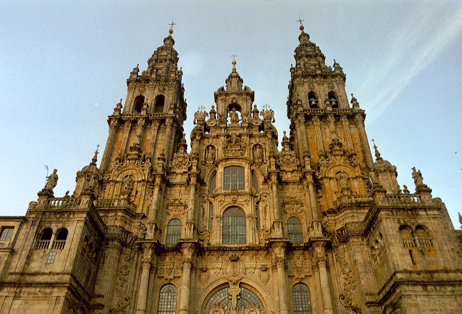 Opinions on Santiago de Compostela Cathedral